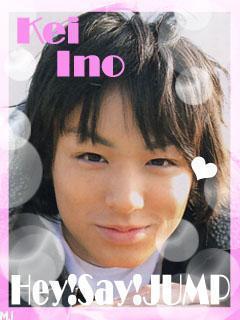 伊野尾慧 | ... J 111